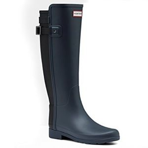 Hunter Boots - Original Refined Back Strap Boots